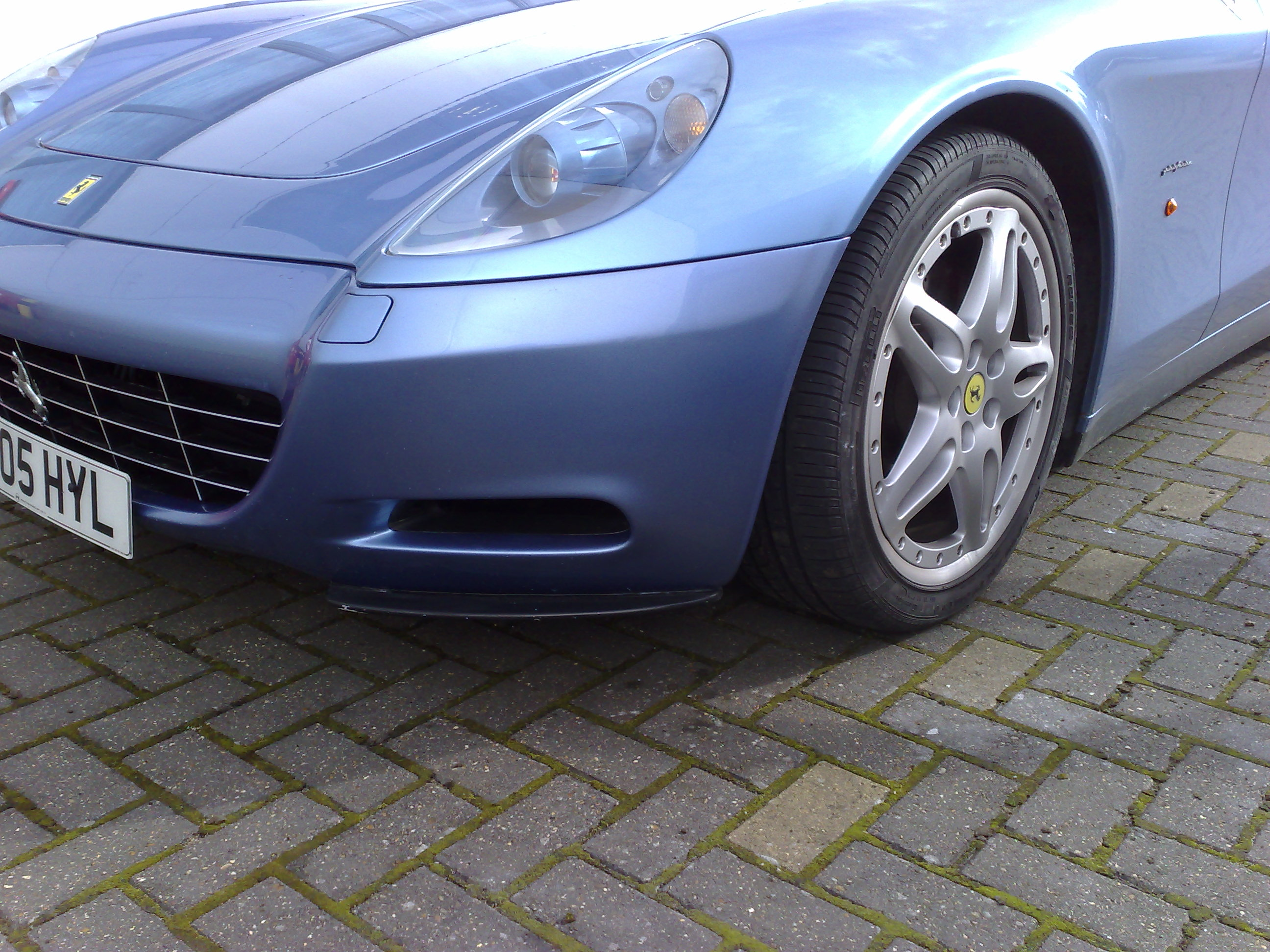 South West Londons best value in car body work and Alloy Wheels repair