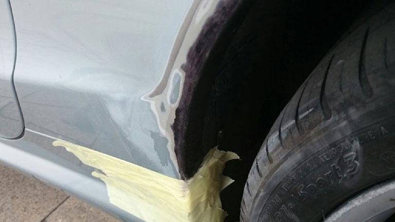 Treated -Rust repair Fulham